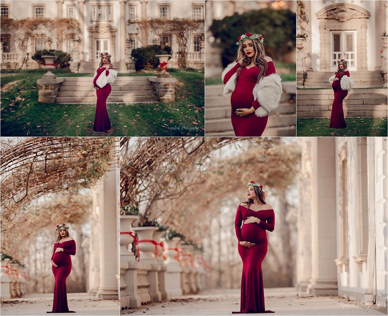 bel air maternity session